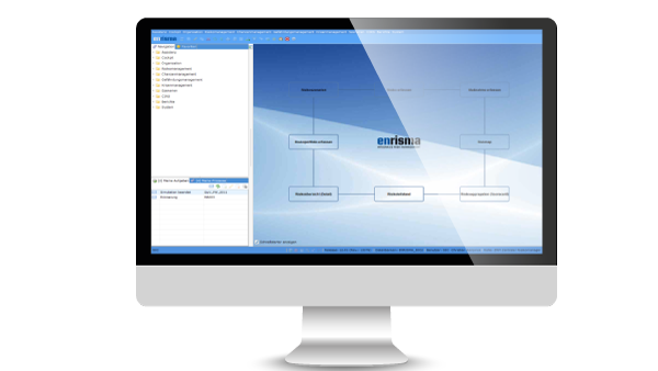 enrisma Risikomanagement Software